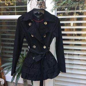 Express Black Coat!
